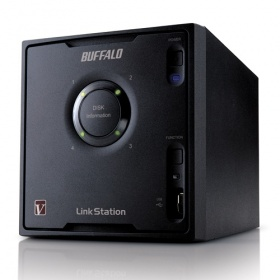 Setting up Buffalo Linkstation Pro Quad LS-QVL proper way